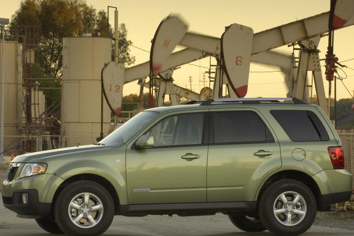 2008款 马自达 Tribute Hybrid-Electric Vehicle 官图 外观