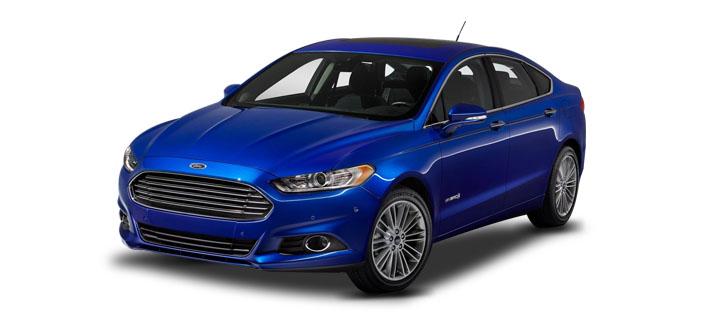 2013款 福特 Fusion Hybrid 头图