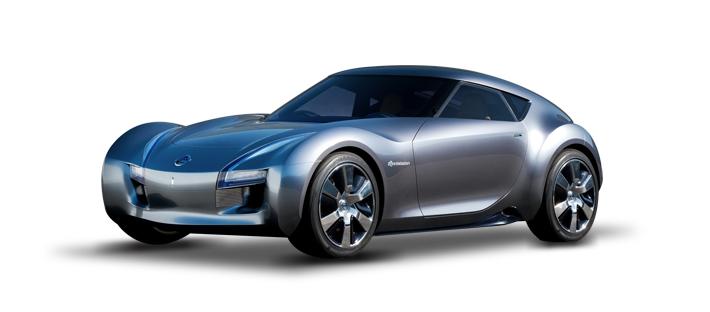 2011款 日产 Esflow Concept 头图
