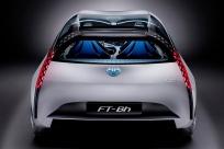 2012款 丰田 FT-BH Concept 官图 外观