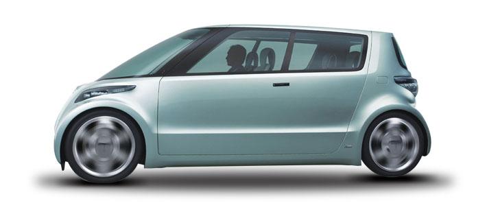 2006款 丰田 Fine-T Fuel Cell Hybrid Concept 头图
