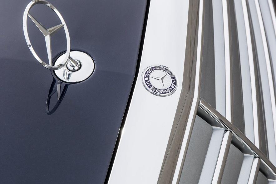 2017款 奔驰 C级(进口) C350e 官图 外观细节