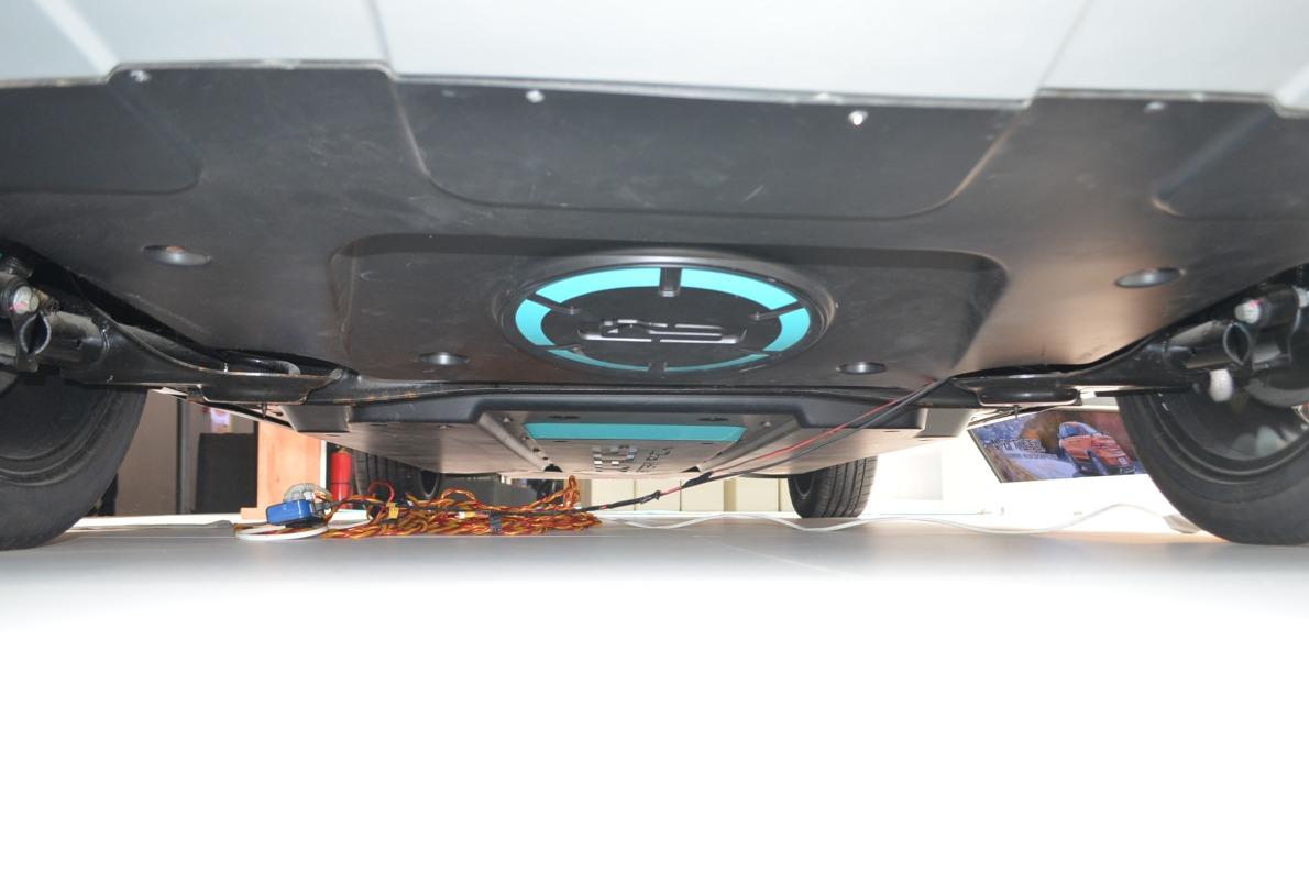 2017款 观致 观致3 Q-LECTRIQ 车展 动力底盘