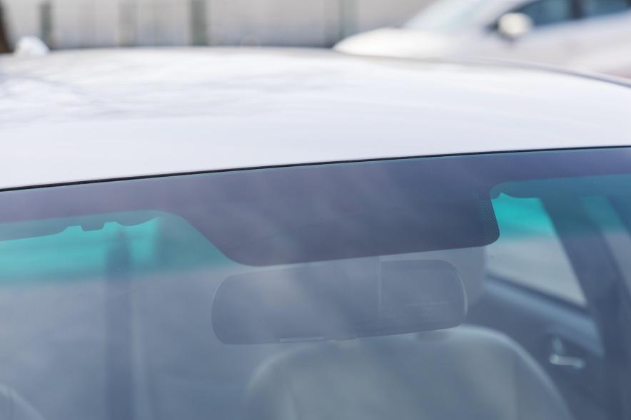 2018款 比亚迪 e5 450 智联畅享型 水晶白 实拍 细节