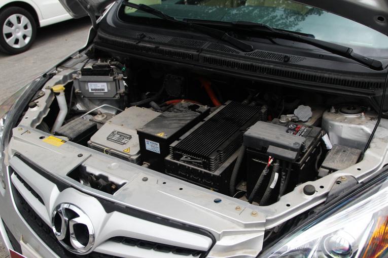 E150EV 动力底盘