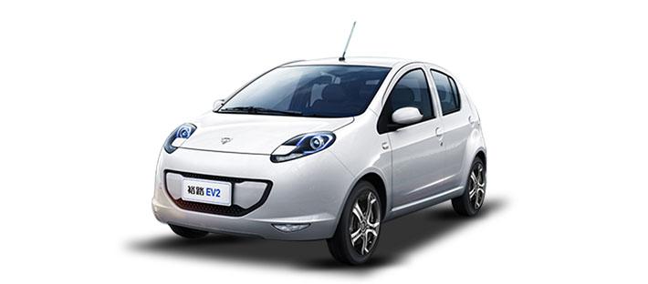 2018款 裕路 EV2 标准型 官图 头图