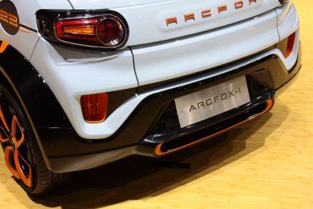 2017款ARCFOX-1