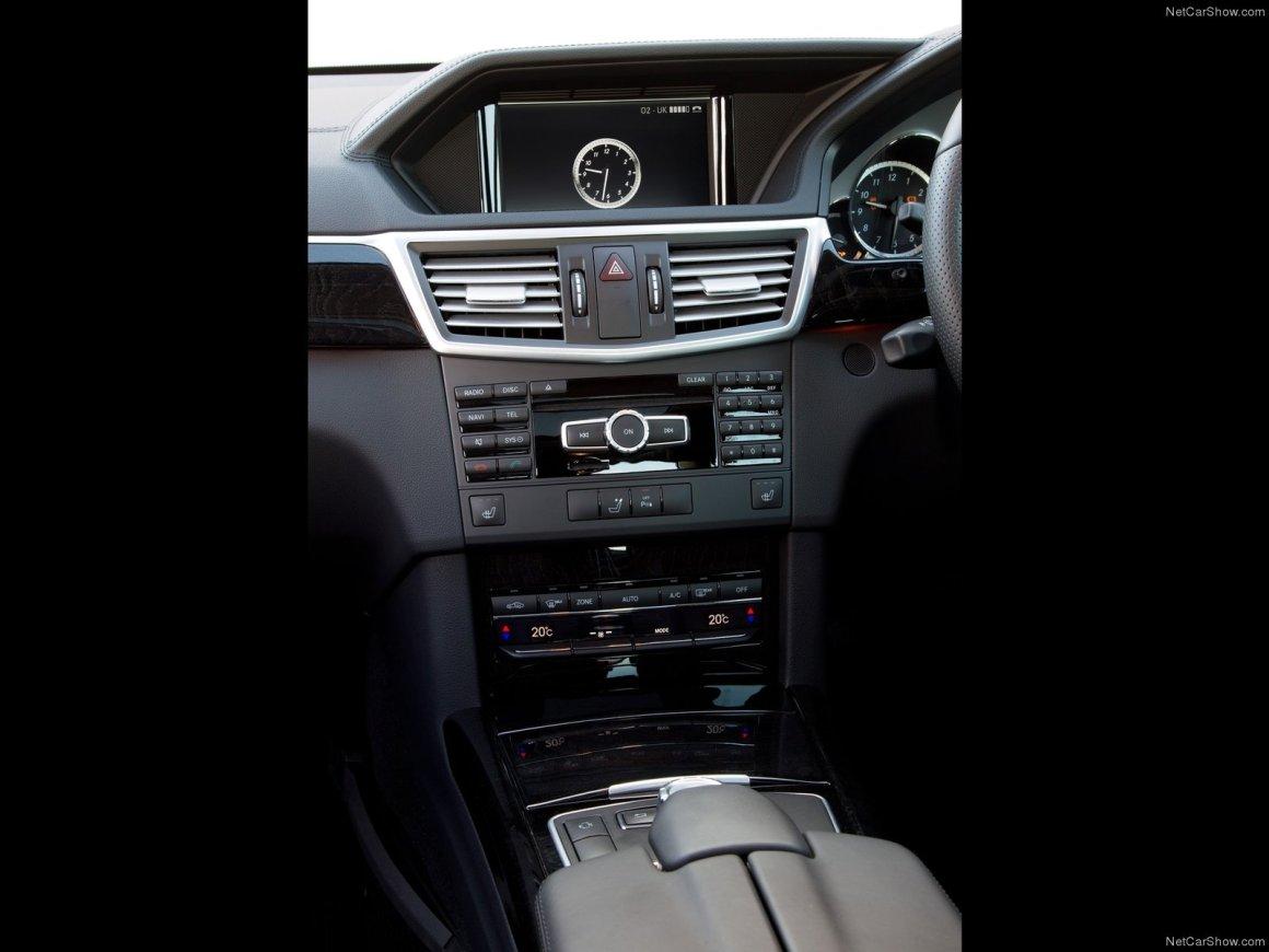 2013款 奔驰 E级(进口)E300 BlueTEC Hybrid 官图 内饰