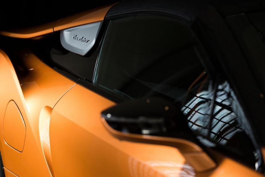2019款 宝马 i8 Roadster 官图 细节