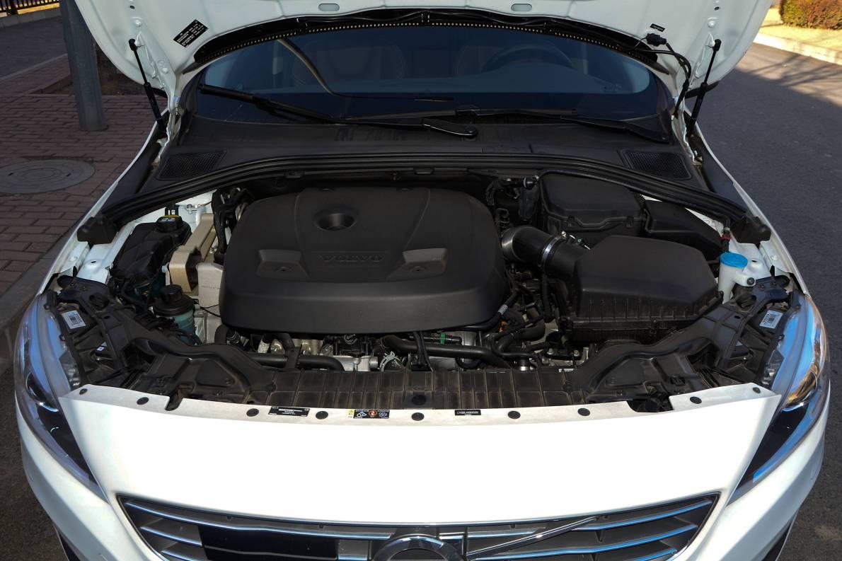 2015款 沃尔沃S60L T6智越(E驱混动)版 实拍 动力底盘