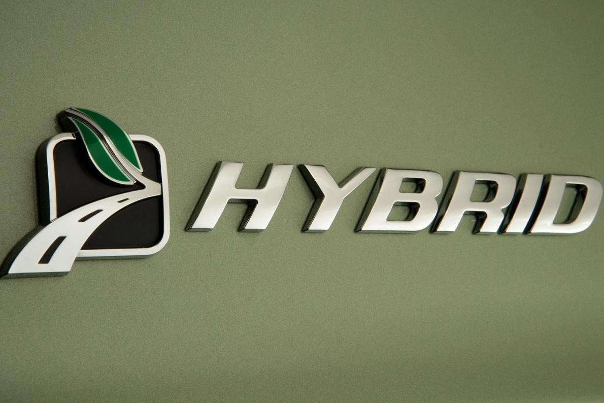 2008款 福特 翼虎(海外)Hybrid 官图 外观细节