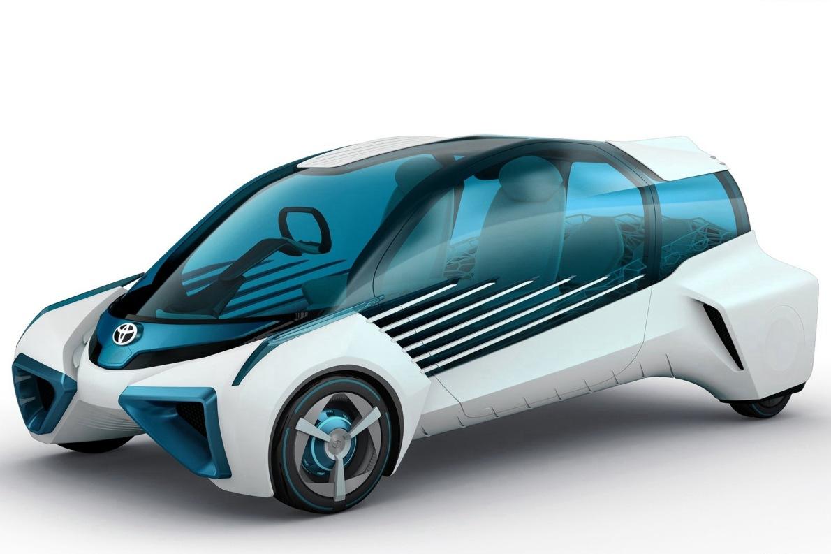 2020款 丰田 FCV Plus Concept 官图 外观