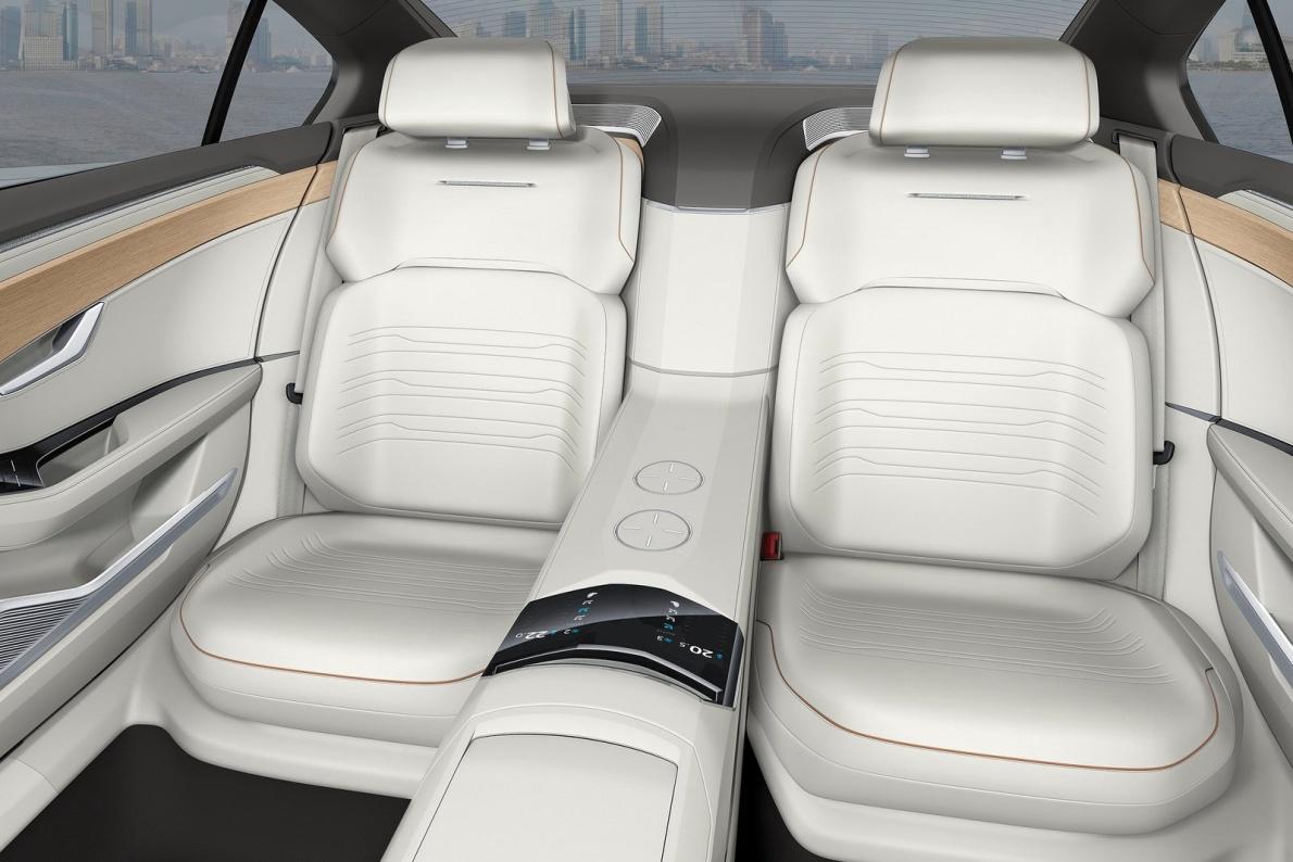 2015款 大众 C Coupe 官图 座椅空间