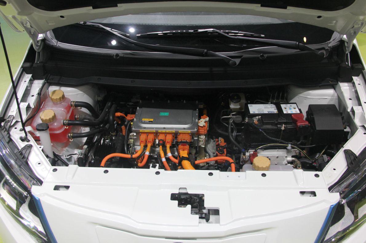 2016款 东风风行S500 车展 动力底盘