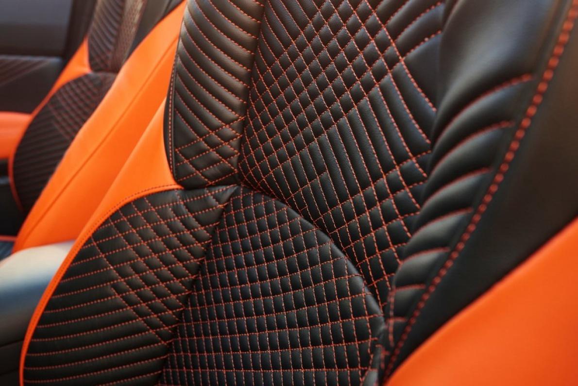2017款 丰田 C-HR Hy-Power Concept 官图 座椅空间