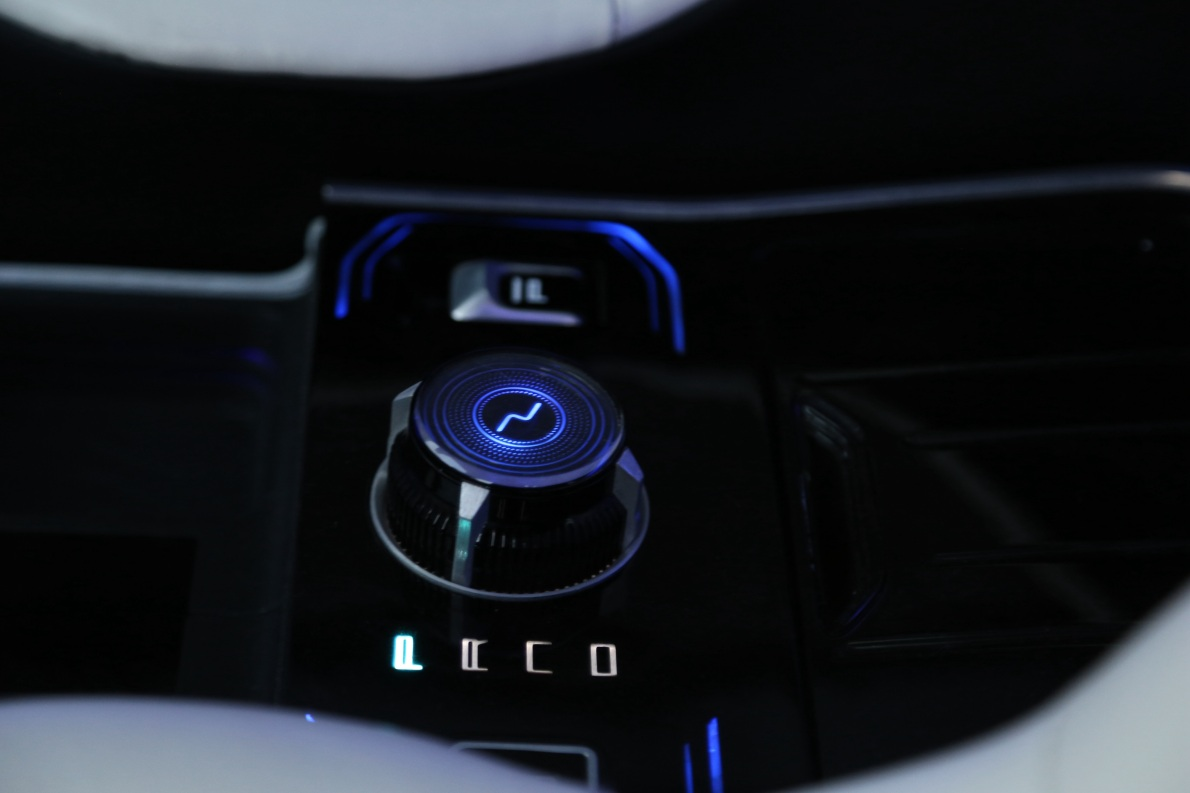 2016款 奇点汽车 Concept 基本型 实拍 内饰