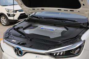2018 北汽新能源 EU系列 EU5R500智风版