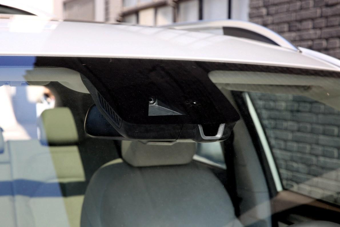 2017款 荣威 ERX5 EV400 银叶金 实拍 外观细节