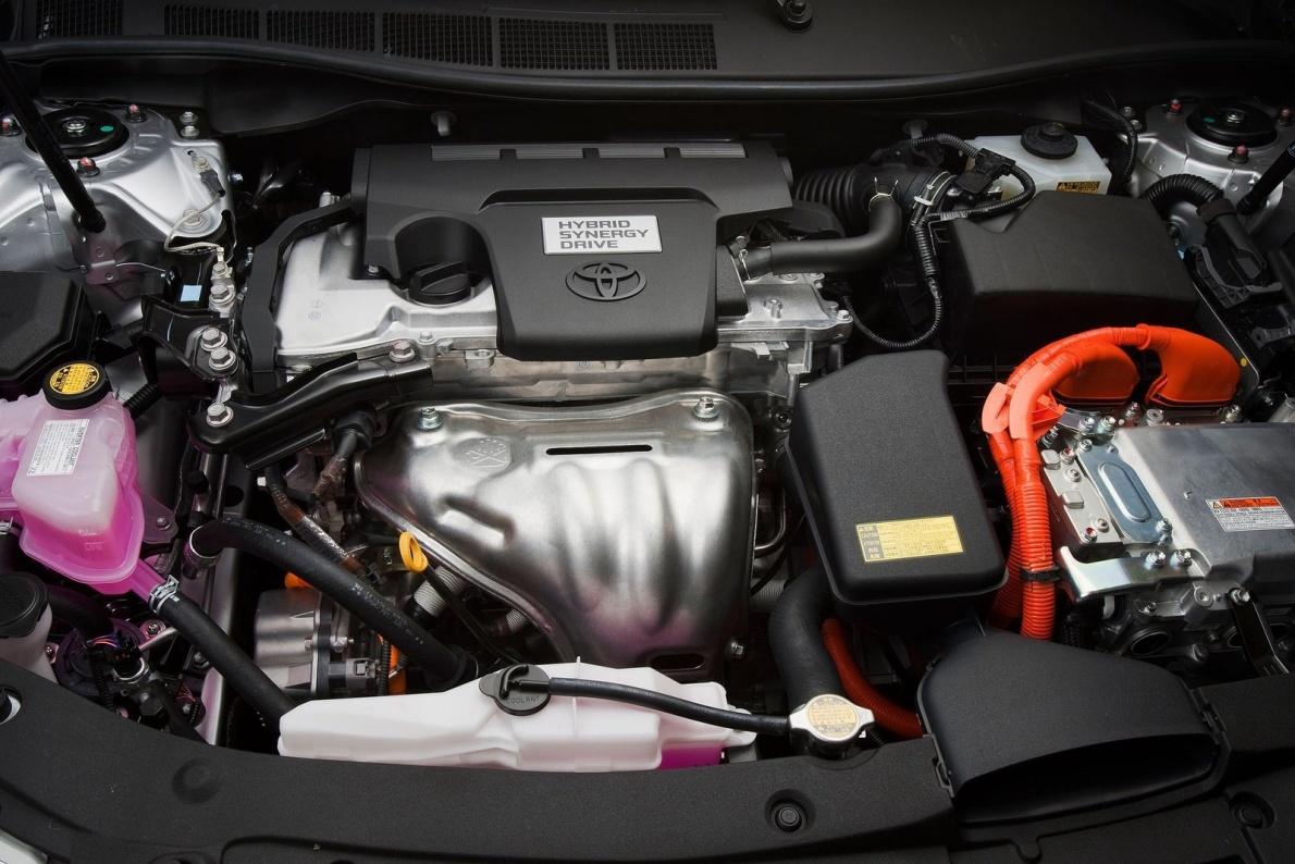 2012款 凯美瑞(海外)Hybrid 官图 动力底盘