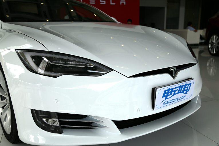 Model S 细节