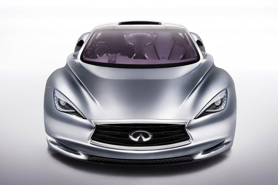 2012款 英菲尼迪 Emerg-E Concept 官图 外观