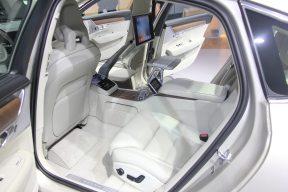 S90 座椅空间