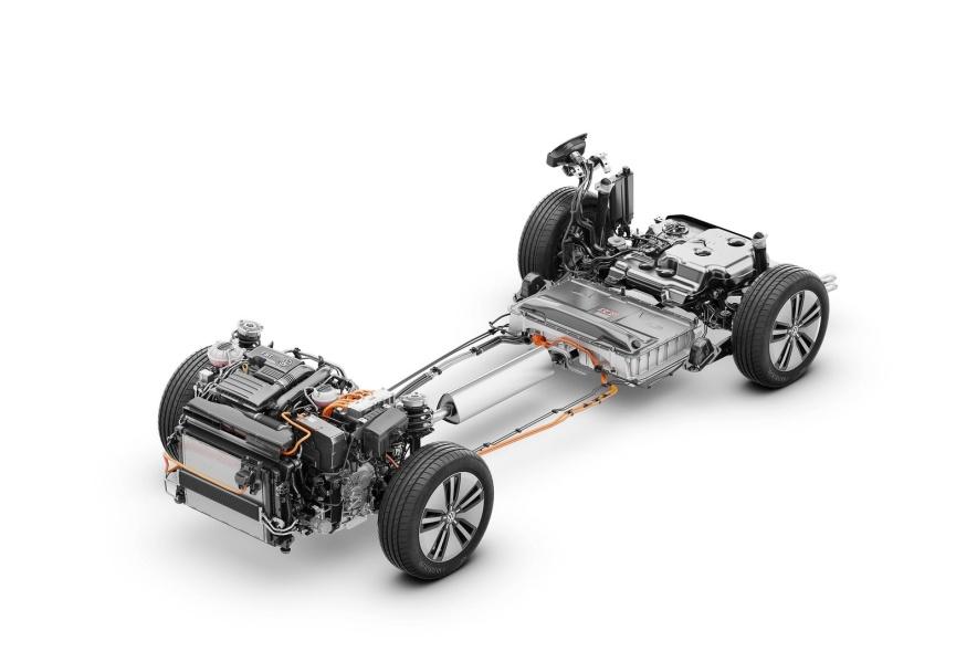 2015款 大众Passat GTE 官图 动力底盘
