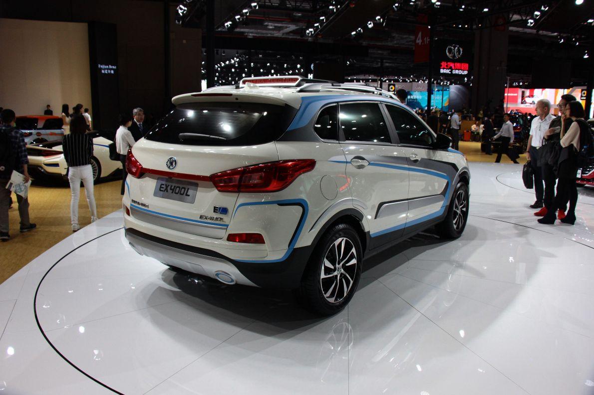 2017款EX400L