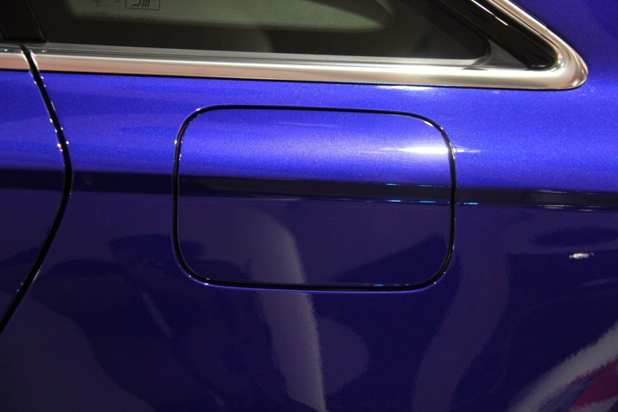 2017款 奥迪 A6L 车展 细节