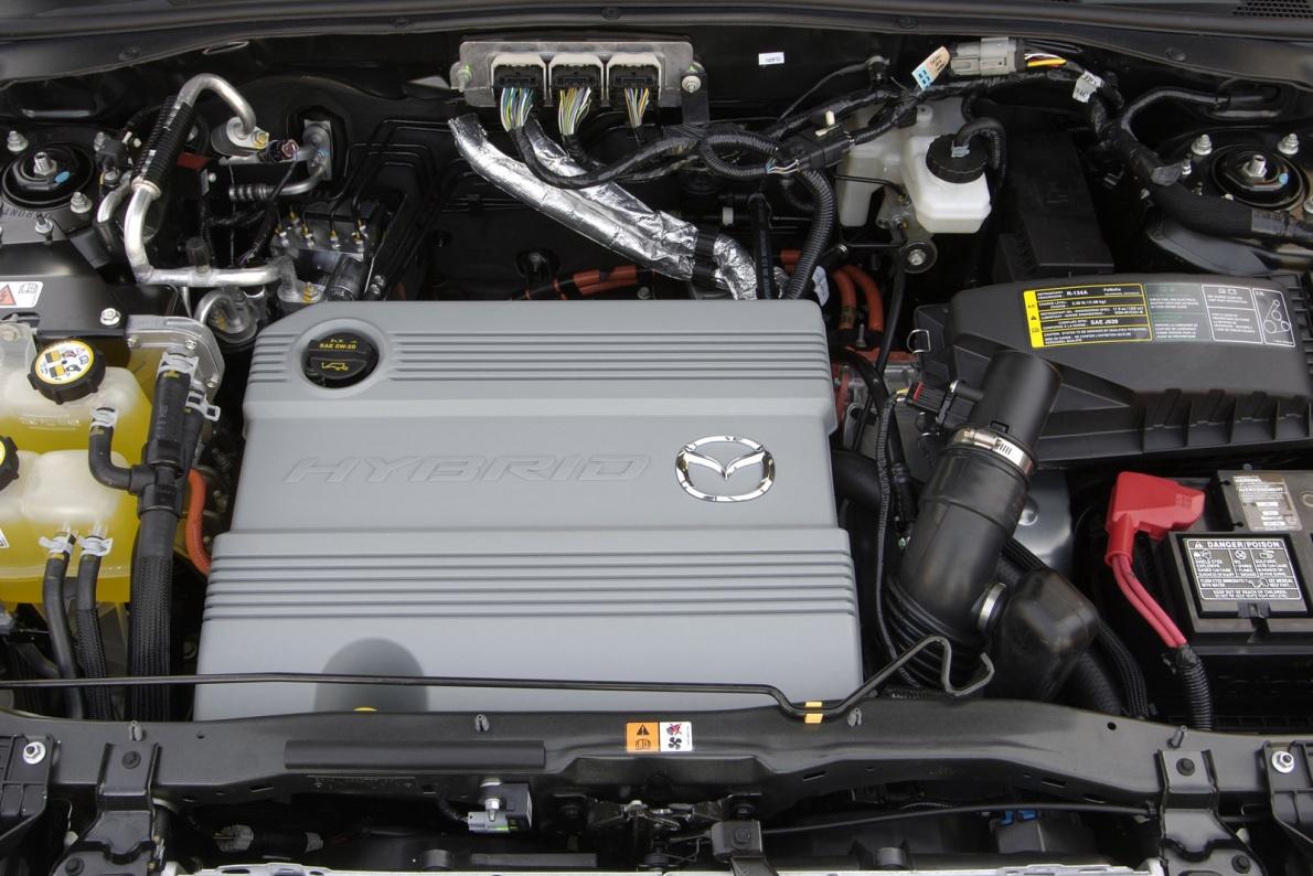2008款 马自达 Tribute Hybrid-Electric Vehicle 官图 动力底盘