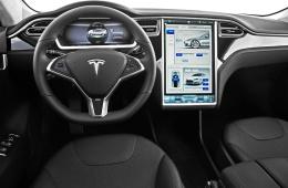 钱柜娱乐平台Model S将可用iPhone启动驾驶