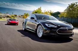 美夫妇Model S被盗后通过APP定位找回