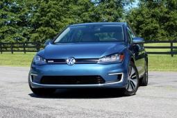 续航160公里:体验2015款大众e-Golf
