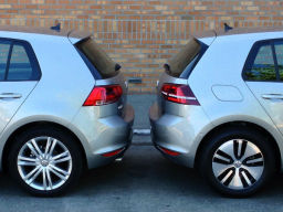 同门相竞:e-GOLF VS TDI柴油版