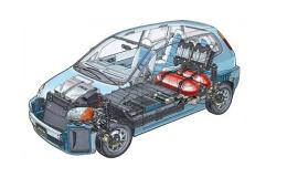 混合动力车