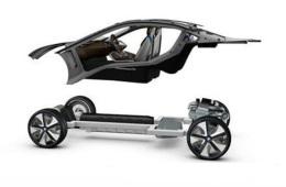 LifeDrive车身结构