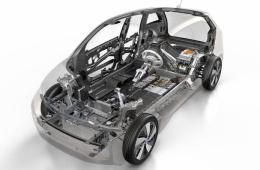 碳纤维车身