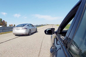 起步即领先 特斯拉Model S P85为何霸气(一)