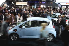 巴黎车展——不止是传统汽车的Show!