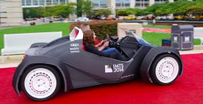 3D打印汽车来袭:成本更低、建造时间更短