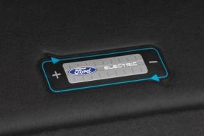 福特公布纯电动车标识 大举进军纯电动市场