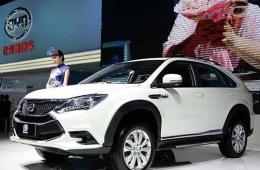 首款国产四驱插电混动式SUV比亚迪唐年内将上市