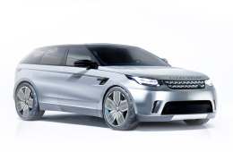 钱柜娱乐平台Model X棋逢对手 路虎将推全电动SUV