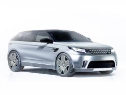 特斯拉Model X棋逢对手 路虎将推全电动SUV