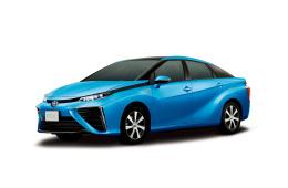次世代真的来了!丰田氢燃料电池车11月18日正式发布