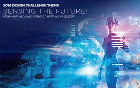 洛杉矶设计挑战赛:2029年选一辆羡煞旁人的智能汽车