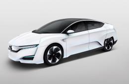 叫板丰田 本田发布全新燃料电池FCV概念车