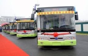 湖北武汉将规划新能源公交车专线