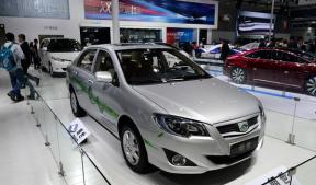 一汽丰田朗世E50电动车下线 售价预计25万起