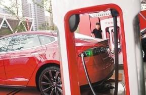 特斯拉广州媒体见面会 或将在广州将建更多超级充电桩